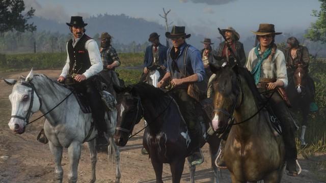 """Lộ diện cấu hình Red Dead Redemption 2 bản PC: Game thủ """"nhà nghèo"""" khó lòng chơi nổi - Ảnh 2."""