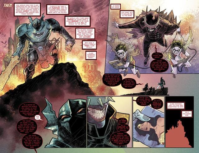 Golden Drachma: Vũ khí triệu hồi đội quân linh hồn của Thần Chiến Tranh Batman - Ảnh 4.