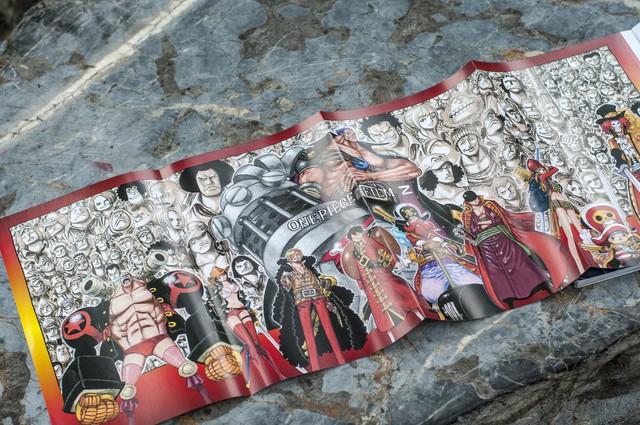 Ra mắt siêu phẩm artbook One Piece Color Walk 7 – Tyrannosaurus: Cùng băng Mũ Rơm tiến vào Tân Thế Giới! - Ảnh 8.