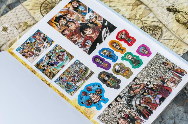 Ra mắt siêu phẩm artbook One Piece Color Walk 7 – Tyrannosaurus: Cùng băng Mũ Rơm tiến vào Tân Thế Giới! - Ảnh 6.