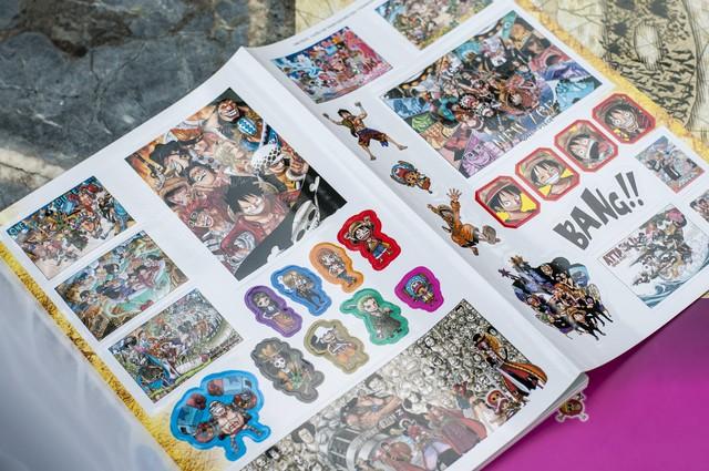 Ra mắt siêu phẩm artbook One Piece Color Walk 7 – Tyrannosaurus: Cùng băng Mũ Rơm tiến vào Tân Thế Giới! - Ảnh 7.