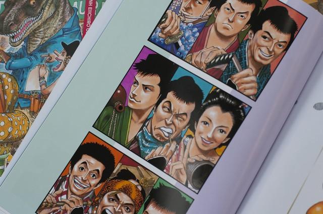 Ra mắt siêu phẩm artbook One Piece Color Walk 7 – Tyrannosaurus: Cùng băng Mũ Rơm tiến vào Tân Thế Giới! - Ảnh 3.