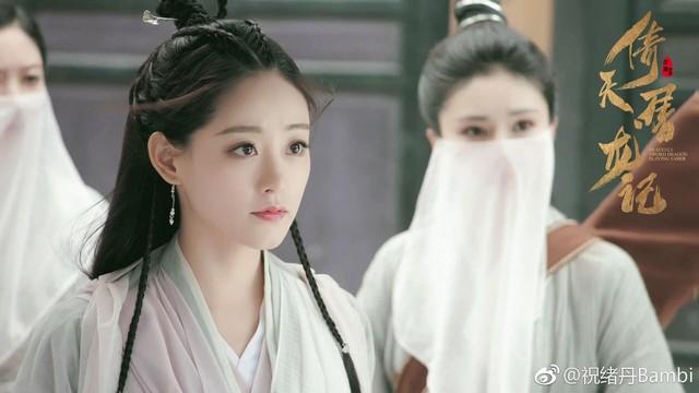 Hóa ra Chu Chỉ Nhược được nhà văn Kim Dung ưu ái rất nhiều, chỉnh sửa Ỷ Thiên Đồ Long Ký 3 lần để tặng nàng cái kết viên mãn! - Ảnh 2.