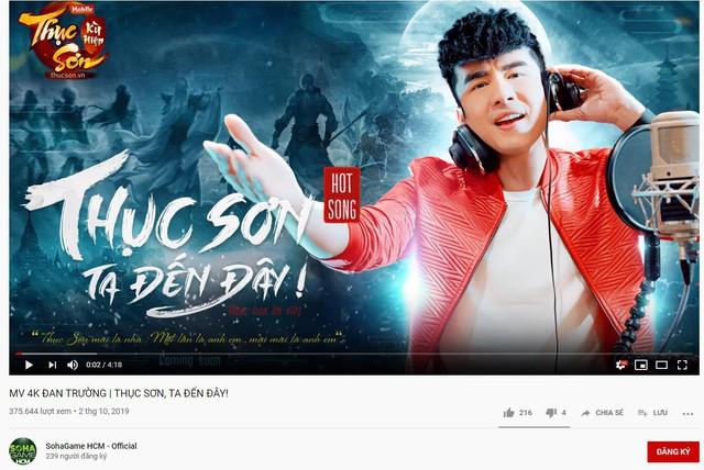 """Có hát là có quà! Tổng giá trị tới 300 triệu VNĐ dành cho những ai cover ca khúc """"Thục Sơn Ta Đến Đây"""" - Ảnh 1."""
