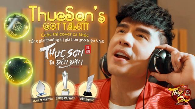 """Có hát là có quà! Tổng giá trị tới 300 triệu VNĐ dành cho những ai cover ca khúc """"Thục Sơn Ta Đến Đây"""" - Ảnh 4."""