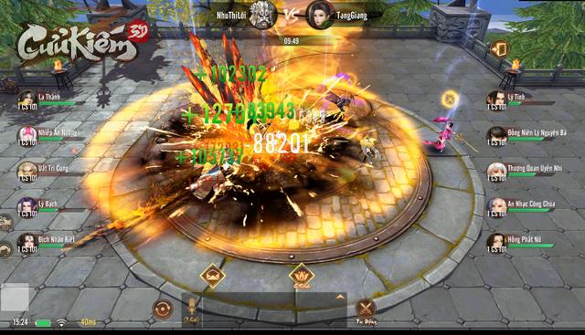 Đấu Trường Đồng Hành: Hoạt động chơi thẻ tướng trên nền nhập vai độc nhất vô nhị chỉ có trong bom tấn Cửu Kiếm 3D - Ảnh 12.
