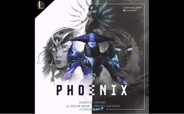 LMHT: Bom tấn nổ giữa đêm khuya, ca khúc chủ đề của CKTG 2019 - Phoenix đã chính thức ra mắt - Ảnh 6.