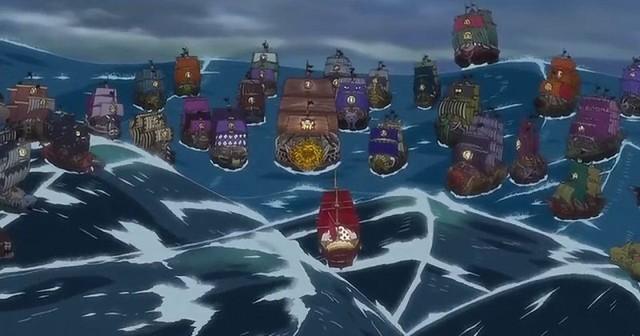One Piece: 3 giả thuyết không tưởng về quả trứng bí ẩn trên tàu của Vua hải tặc Roger - Ảnh 1.