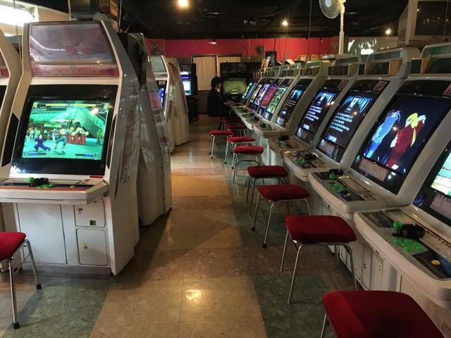 Số phận bi đát của hệ máy chơi game huyền thoại - Arcade - Ảnh 1.
