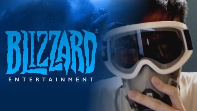 Blizzard thẳng tay trừng phạt game thủ mượn danh eSports để ủng hộ biểu tình - Ảnh 1.