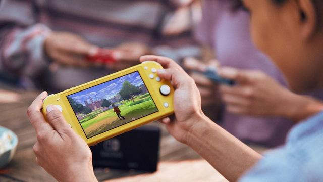Đánh giá Nintendo Switch Lite - Máy console nhỏ nhưng chất - Ảnh 6.