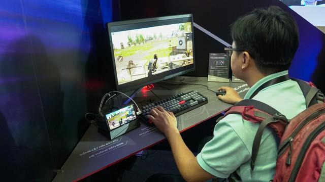 Một vòng Asus Expo 2019 kỷ niệm 30 năm thành lập tại Việt Nam: Cả loạt sản phẩm công nghệ cao sẽ khiến game thủ đê mê - Ảnh 2.