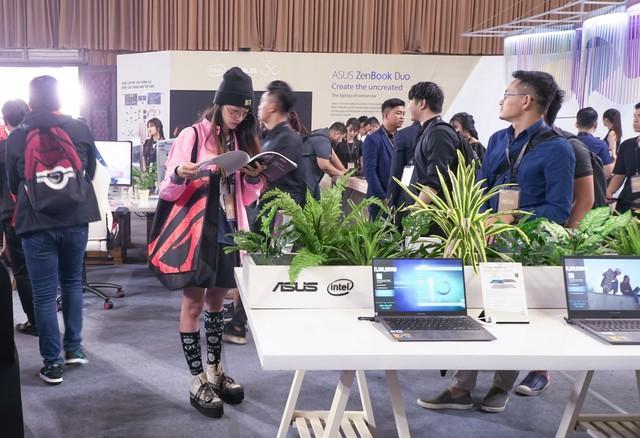 Một vòng Asus Expo 2019 kỷ niệm 30 năm thành lập tại Việt Nam: Cả loạt sản phẩm công nghệ cao sẽ khiến game thủ đê mê - Ảnh 8.
