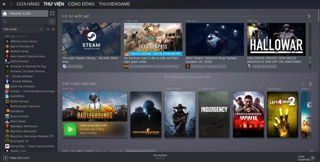 Steam vừa tung ra bản update mới, game thủ có thể cập nhật và sử dụng ngay bây giờ - Ảnh 2.