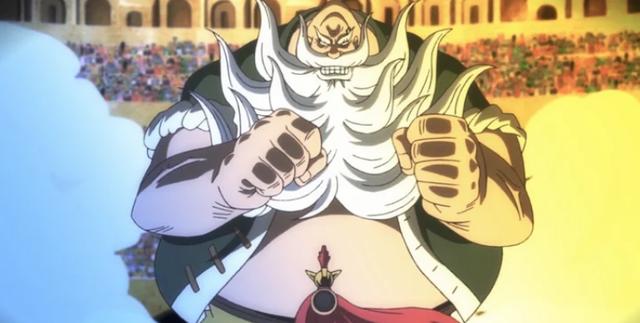 One Piece: Top 10 chiến binh mạnh nhất đã tham gia đấu trường Corrida (P2) - Ảnh 2.