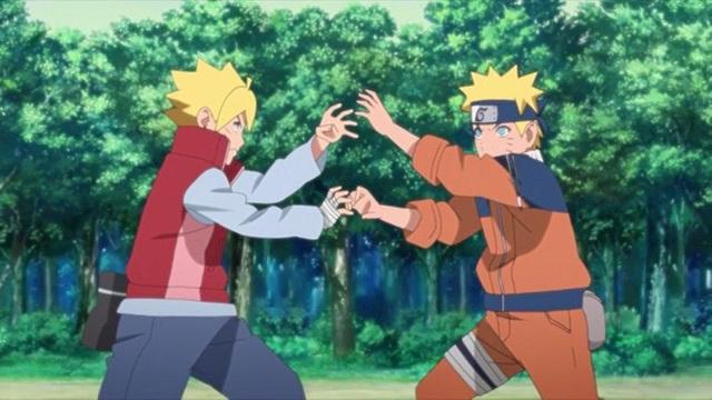 Boruto tập 132: Jiraiya bất ngờ phát hiện ra thân phận thật của Uchiha Sasuke trưởng thành - Ảnh 6.