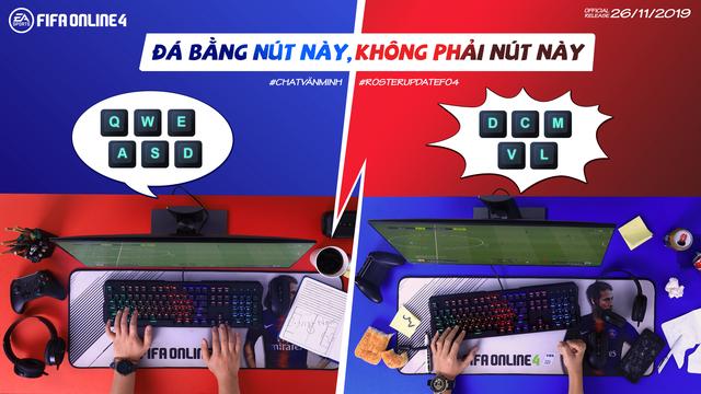 Độ Mixi và Vodka Quang thi nhau tấu hài trong bộ ảnh mới của FIFA Online 4 - Ảnh 6.