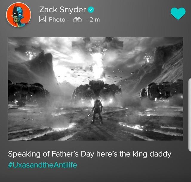 DCEU: Cuối cùng, chúa tể Darkseid đã tự mình... đòi Justice League Snyder Cut? - Ảnh 8.