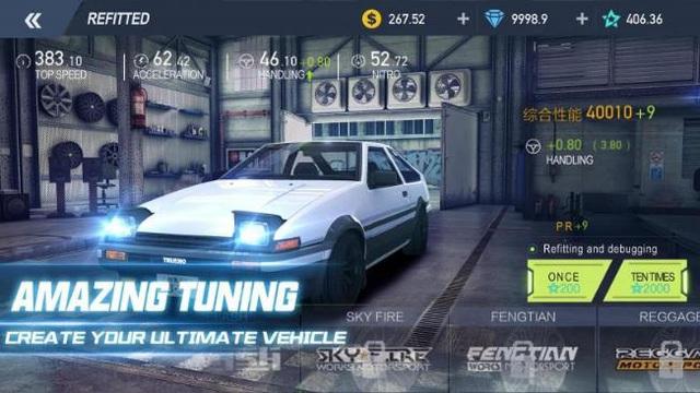 Speed Legend: Game đua xe đã hay lại còn miễn phí cho anh em chiến thả ga - Ảnh 1.