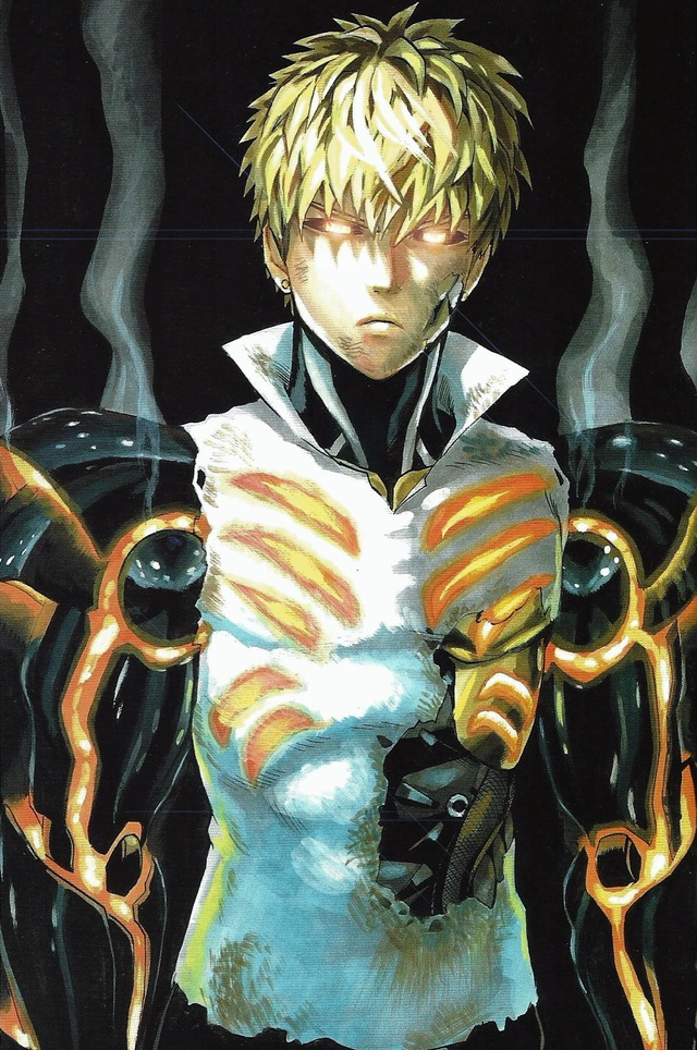 Những nhân vật có tuổi thơ bất hạnh nhất One Punch Man - Ảnh 5.
