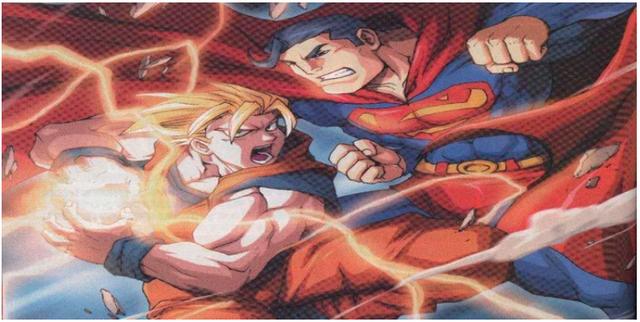 Giải trí với loạt meme vui về cuộc chiến không cân sức giữa Goku và Superman - Ảnh 10.
