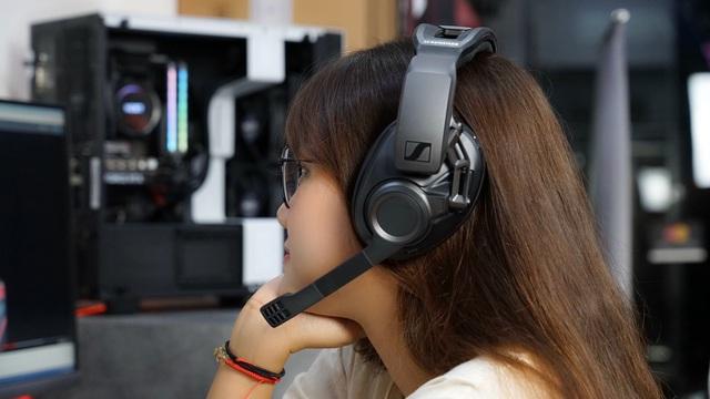Tai nghe gaming không dây xịn xò Sennheiser GSP 670, chuyên dành cho game thủ tiền không phải là vấn đề - Ảnh 9.