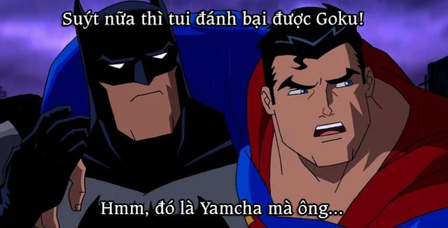 Giải trí với loạt meme vui về cuộc chiến không cân sức giữa Goku và Superman - Ảnh 3.