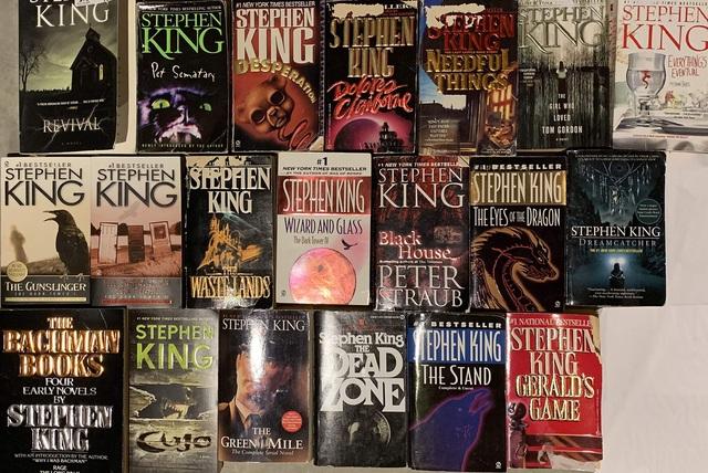 Tuổi thơ đen tối của Stephen King: Điều gì đã tạo ra nhà văn kinh dị xuất chúng này? - Ảnh 5.