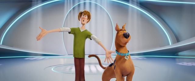 Cười bể bụng trước hình ảnh cực ngầu của chú chó Scooby-Doo và biệt đội săn ma trong trailer đầu tiên Scoob! - Ảnh 7.