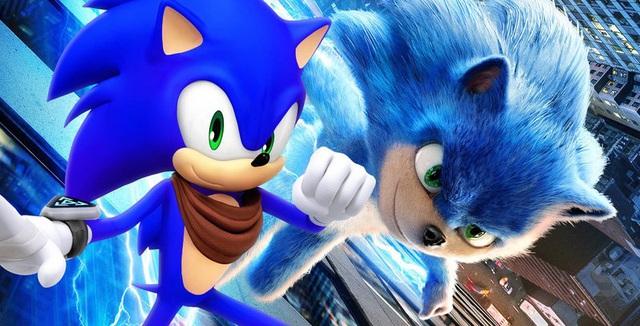 Nhím xanh Sonic the Hedgehog trở lại: Diện mạo cute hơn bội phần, fan ủng hộ nhiệt liệt! - Ảnh 1.