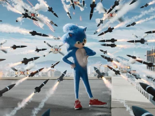 Nhím xanh Sonic the Hedgehog trở lại: Diện mạo cute hơn bội phần, fan ủng hộ nhiệt liệt! - Ảnh 2.