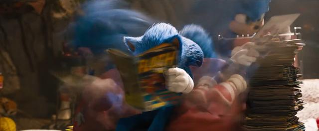 Nhím xanh Sonic the Hedgehog trở lại: Diện mạo cute hơn bội phần, fan ủng hộ nhiệt liệt! - Ảnh 6.