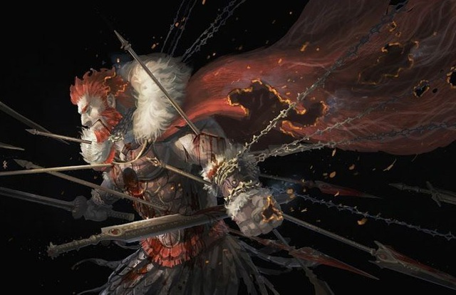 Series Fate và loạt fan art siêu lung linh về các nhân vật và sự kiện liên quan - Ảnh 4.