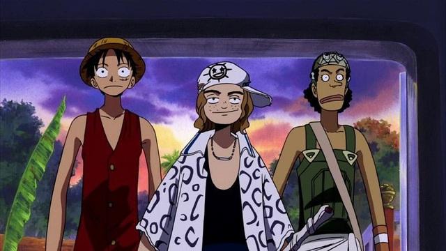 Stampede và 5 bộ phim hoạt hình One Piece có doanh thu khủng nhất từ trước đến nay - Ảnh 1.