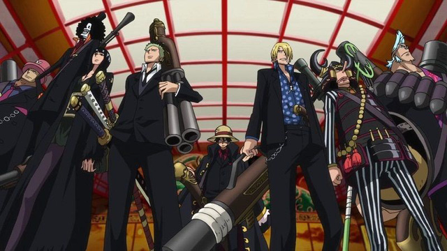 Stampede và 5 bộ phim hoạt hình One Piece có doanh thu khủng nhất từ trước đến nay - Ảnh 2.