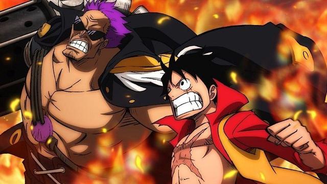 Stampede và 5 bộ phim hoạt hình One Piece có doanh thu khủng nhất từ trước đến nay - Ảnh 4.
