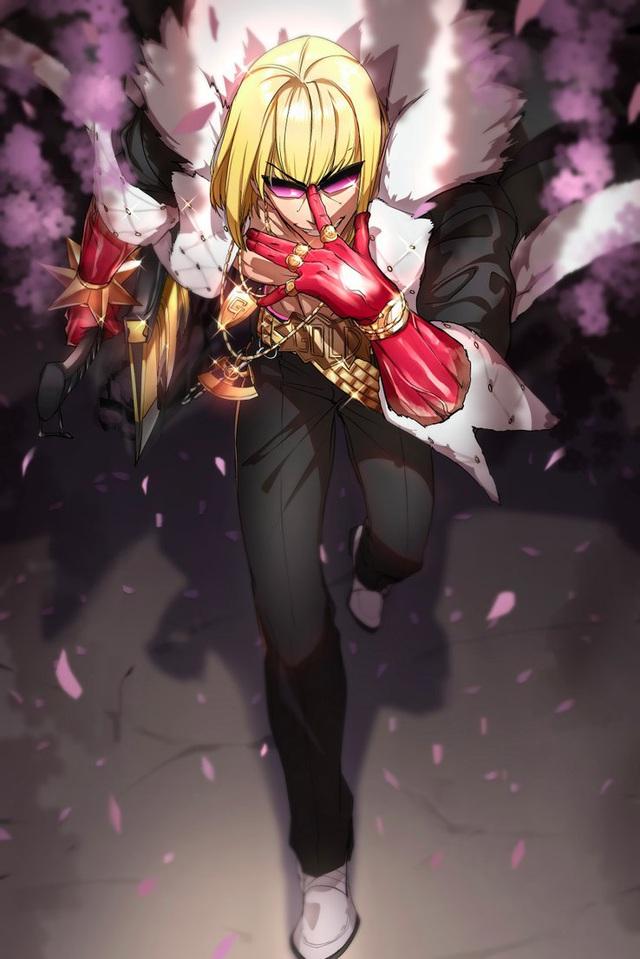 Series Fate và loạt fan art siêu lung linh về các nhân vật và sự kiện liên quan - Ảnh 3.