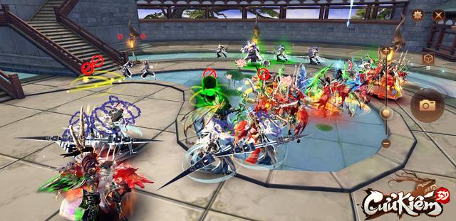 Cửu Kiếm 3D: Bí thuật ép cấp để nhận 200% exp FULL hoạt động, dồn 1 phát có thể hơn Top 1 cả chục level! - Ảnh 7.