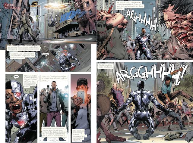 The Flash của vũ trụ DCeased: Khi người nhanh nhất thế gian trở thành phế vật - Ảnh 2.