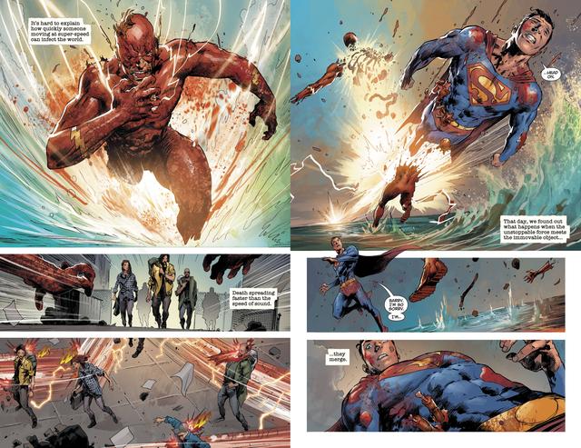 The Flash của vũ trụ DCeased: Khi người nhanh nhất thế gian trở thành phế vật - Ảnh 4.