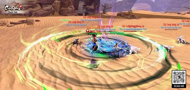 Cửu Kiếm 3D: Bí thuật ép cấp để nhận 200% exp FULL hoạt động, dồn 1 phát có thể hơn Top 1 cả chục level! - Ảnh 4.