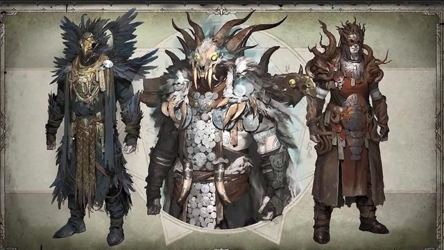Những điều cần biết về Druid, người thú bất tử của Diablo IV - Ảnh 1.