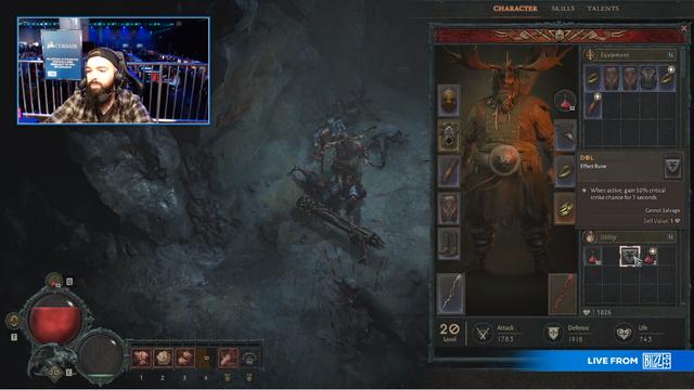 Những điều cần biết về Druid, người thú bất tử của Diablo IV - Ảnh 2.