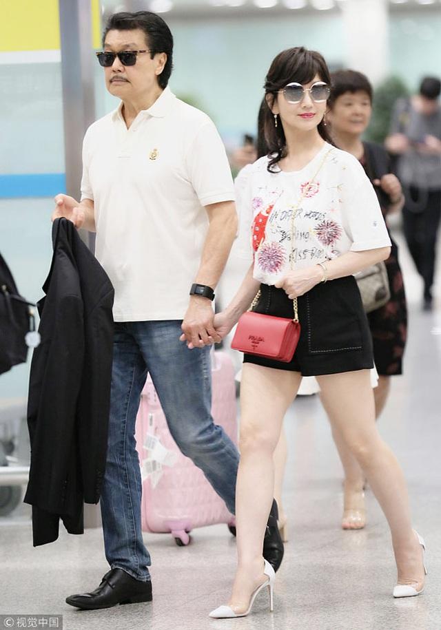 Mỹ nhân Bến Thượng Hải: U70 vẫn trẻ đẹp khó tin, gây mê mẩn bao thế hệ - Ảnh 13.