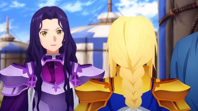 Sword Art Online mùa 4 tập 5: Asuna vẫn chưa xuất hiện, cuộc chiến với Dark Territory đã cận kề - Ảnh 3.