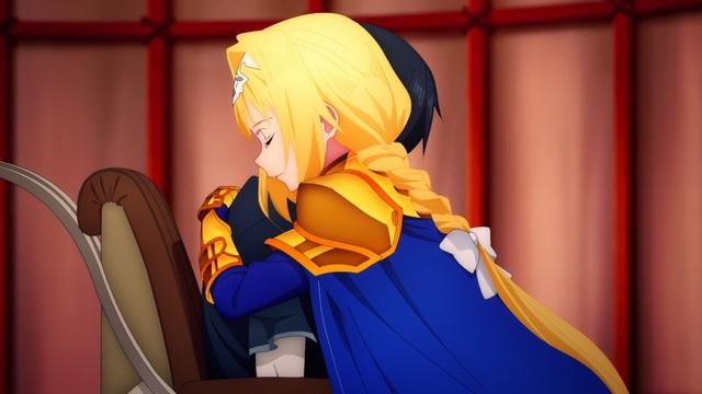 Sword Art Online mùa 4 tập 5: Asuna vẫn chưa xuất hiện, cuộc chiến với Dark Territory đã cận kề - Ảnh 6.