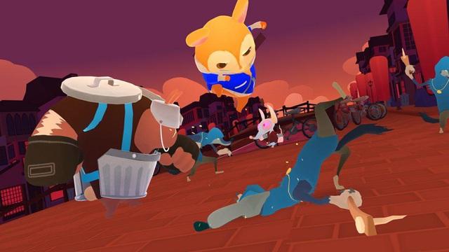 Hamsterdam - Game ngộ nghĩnh cho người đam mê Kungfu - Ảnh 2.