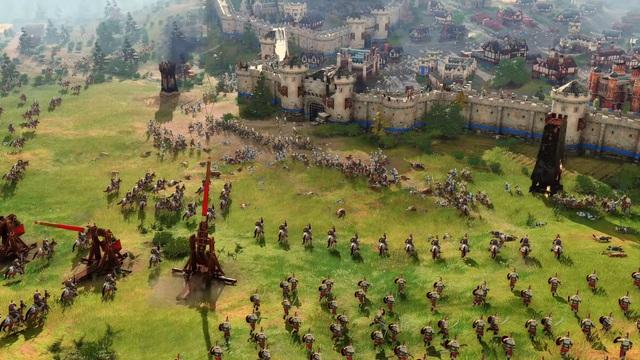 Hé lộ gameplay tuyệt đỉnh của AoE 4, huyền thoại game chiến thuật đã trở lại - Ảnh 2.