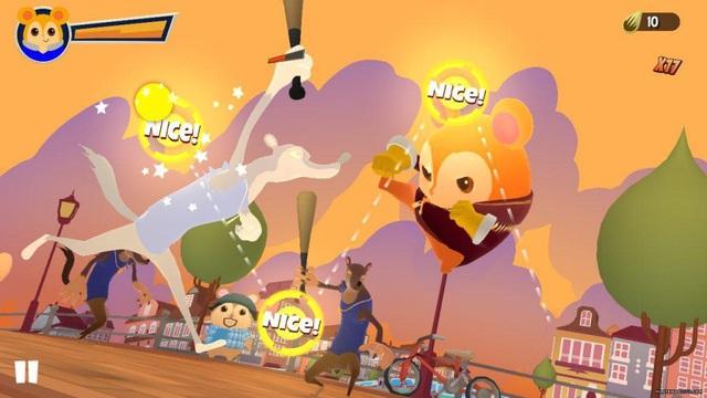 Hamsterdam - Game ngộ nghĩnh cho người đam mê Kungfu - Ảnh 3.
