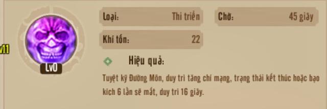 Bí kíp độc bá thiên hạ cùng môn phái Đường Môn: Từ tân thủ trở thành sát thủ - Ảnh 6.